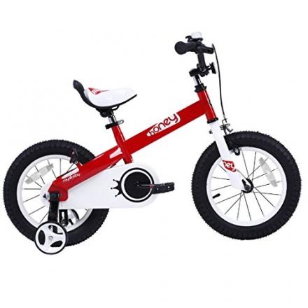 Royalbaby Honey Kid's Bike, Perfect Gift For Kids, Boy's Bike, Girl's Bike, 12-14-16-18 inch wheels,