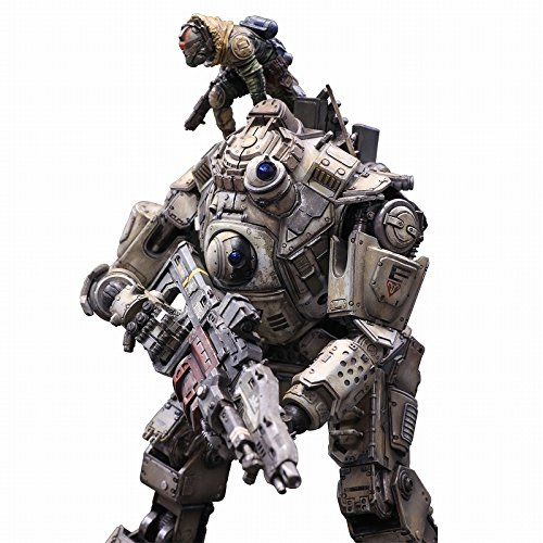 "Square Enix Play Arts Kai Atlas ""Titanfall"" Action Figure"