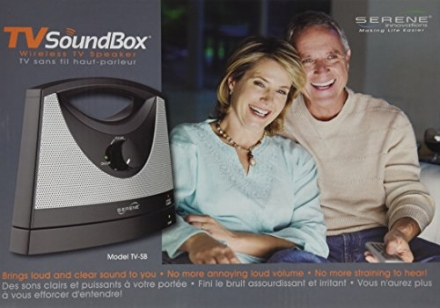 Portable Wireless Tv Soundbox