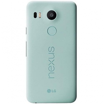 LG Nexus 5X LG-H791 32GB Unlocked GSM Smartphone – Ice Green – International Version