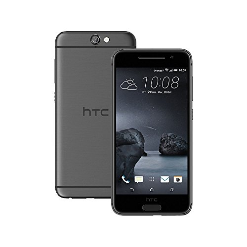 HTC One A9 32GB Unlocked GSM 4g LTE Octa-Core Android 6 – Retail Packaging – Carbon Gray