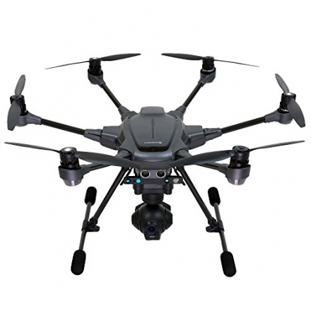 Yuneec Typhoon H Pro with Intel RealSense Technology – Ultra High Definition 4K Collision Avoidance