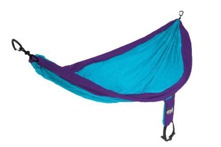 Eagles Nest Outfitters – SingleNest Hammock, Purple/Teal