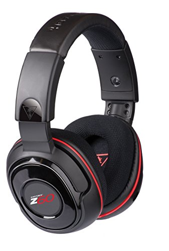 Turtle Beach Ear Force Z60 with DTS Headphone:X 7.1 Surround Sound Gaming Headset for PC and Mobile