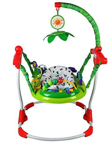 Eric Carle The Very Hungry Caterpillar Activity Jumper
