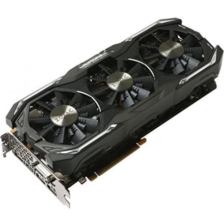 ZOTAC GeForce GTX 1080 8GB GDDR5X 256bit AMP Extreme Gaming Graphic Card (ZT-P10800B-10P)