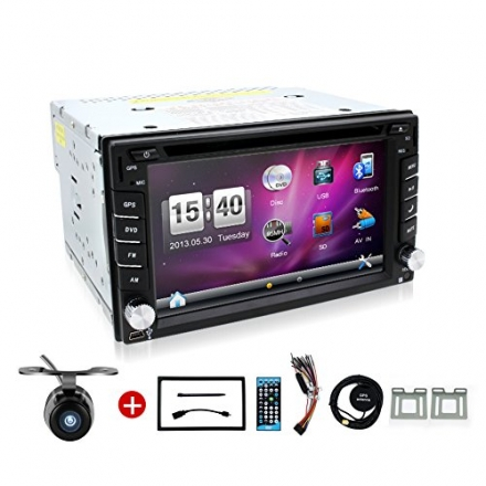 BOSION Navigation product 6.2-inch double din car gps navigation in dash car dvd player car stereo t