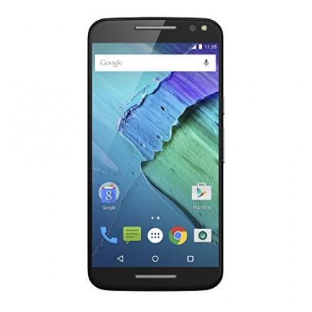 Moto X Pure Edition Unlocked Smartphone, 64 GB Black