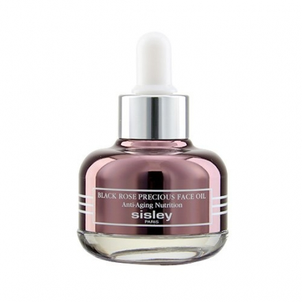 Black Rose Precious Face Oil Anti-Aging Nutrition by Sisley for Unisex – 0.84 oz Oil