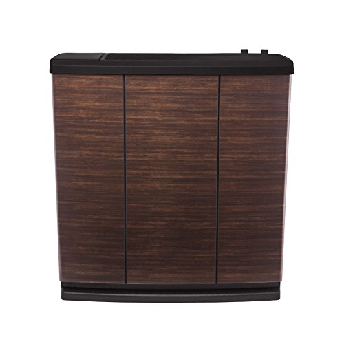 AIRCARE H12600 Digital Whole-House Console-Style Evaporative Humidifier, Copper Night