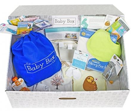 The Baby Box Co. – The Classic Box – Safe Crib for Newborns
