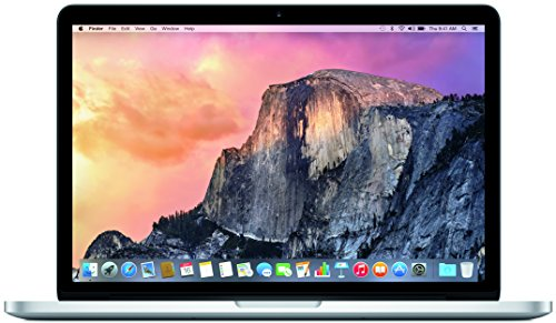 Apple MacBook Pro MF839LL/A 13.3-Inch Laptop with Retina Display (2.7 GHz Intel Core i5 Processor, 8