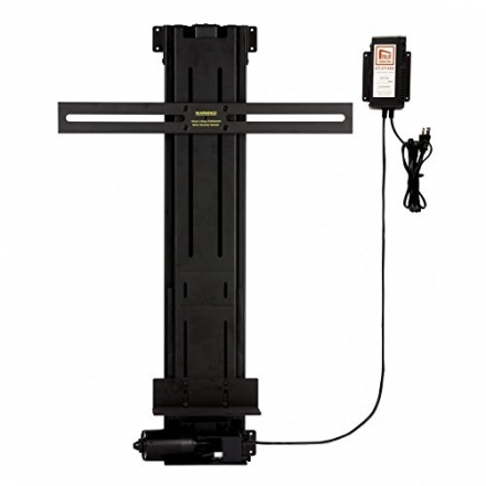 TVLiftCabinet Tall Linear Actuator TV Lift, 44″ H