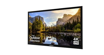 SunBriteTV Outdoor TV 55-Inch Veranda 4K Ultra HDTV LED Black – SB-5574UHD-BL