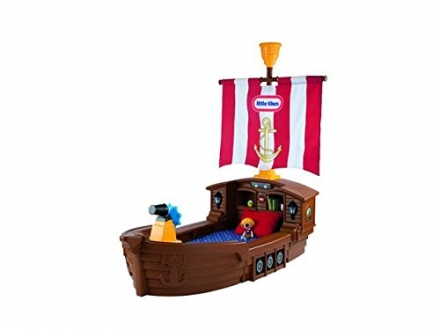 Little Tikes Pirate Ship Toddler Bed