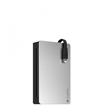 mophie Powerstation Plus 4X with Lightning Connector (7,000mAh) – Black