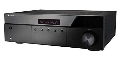 Sherwood RX4208 200W AM/FM Stereo Receiver, Black