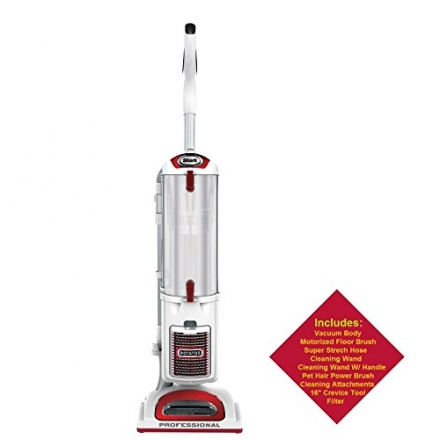 Shark Rotator Professional XL Capacity Upright Lightweight Vacuum Cleaner, With a Suite of Attachmen