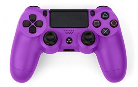 TNTi™ T-3 Custom Purple Playstation 4 Dualshock Wireless Controller