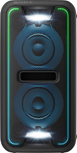 Sony GTKXB7BC High Power Home Audio System with Bluetooth (Black)