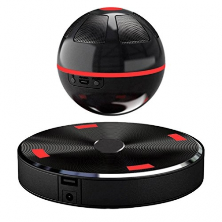 ReVolt Levio – Portable, Levitating, Floating Bluetooth Speaker System