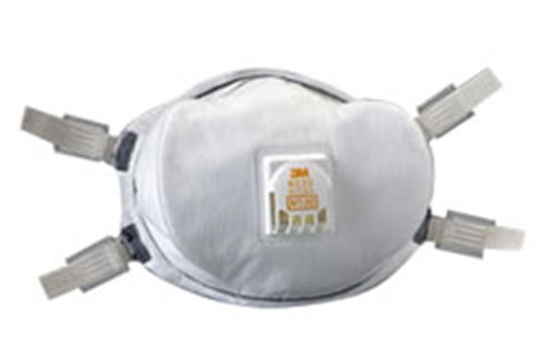 3M 8233 N100 Particulate Respirator – Case of 20