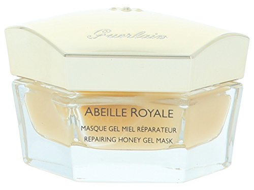 Guerlain Abeille Royale Repairing Honey Gel Mask for Women, 1.6 Ounce