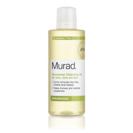 Murad Renewing Cleansing Oil for Face, 6 Ounce